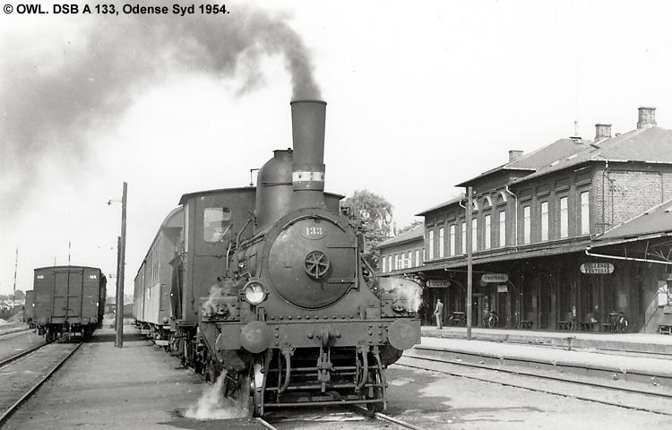 DSB A133