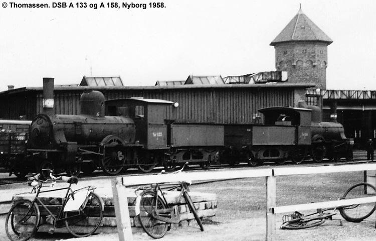 DSB A 133