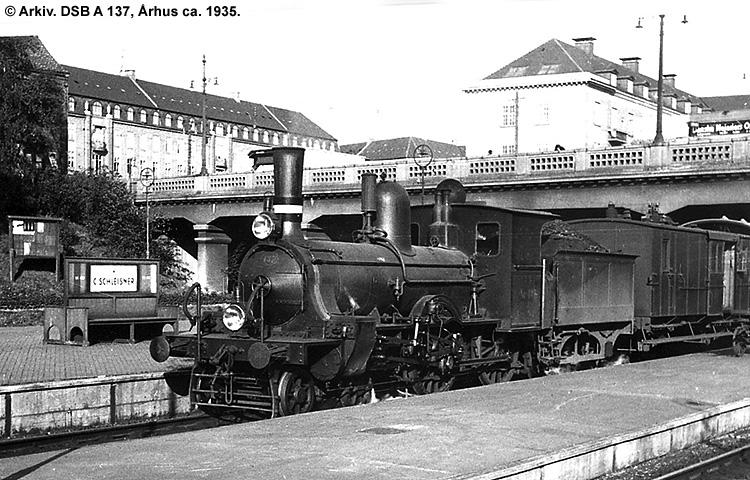 DSB A 137