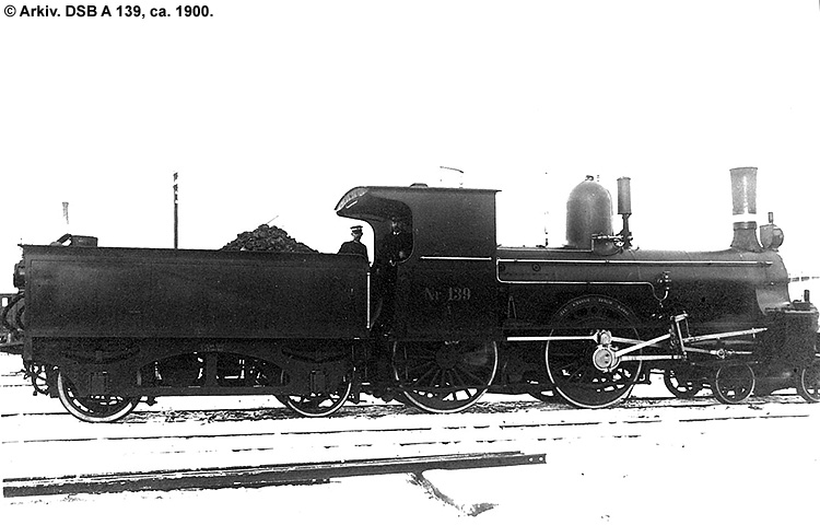 DSB A139