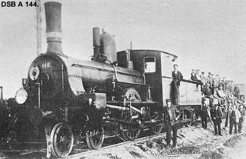 DSB A 144