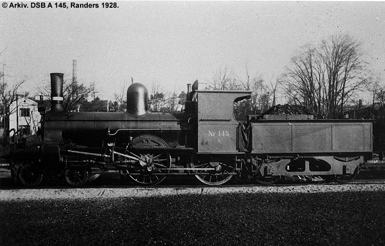 DSB A 145