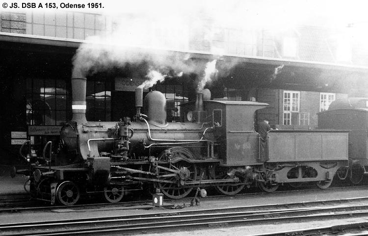 DSB A 153