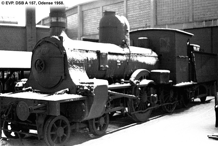 DSB A 157