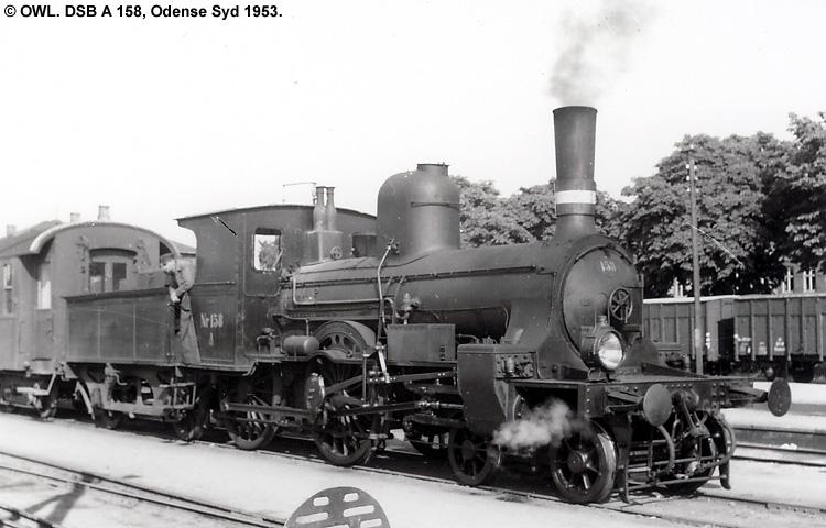 DSB A 158