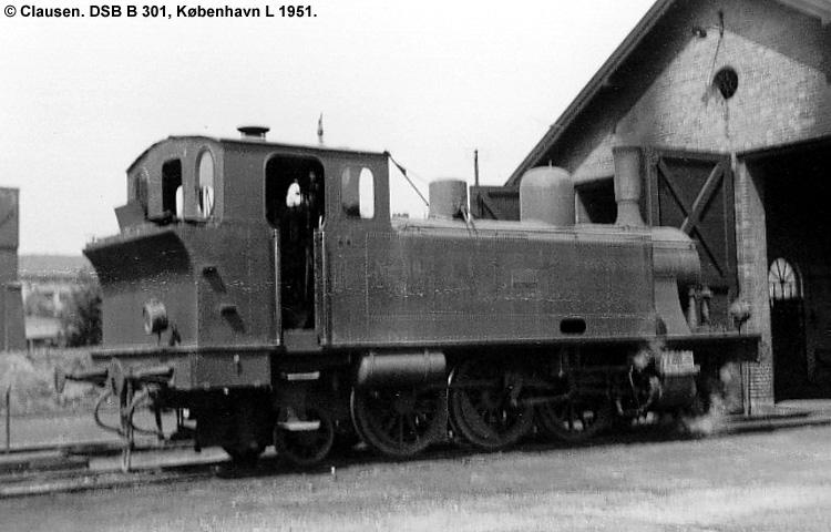 DSB B 301