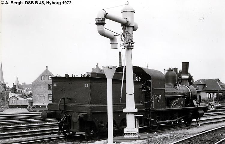 DSB B 45