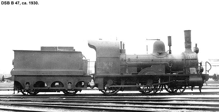 DSB B 47