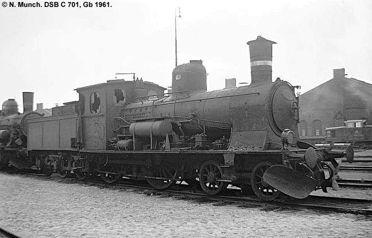 DSB C701