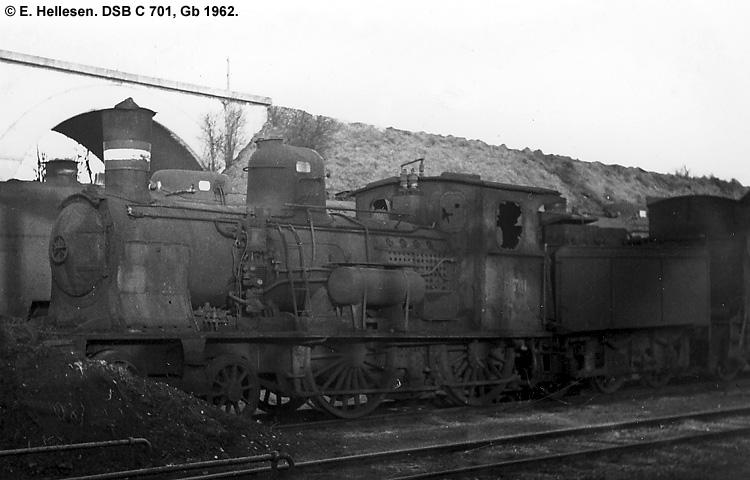 DSB C 701