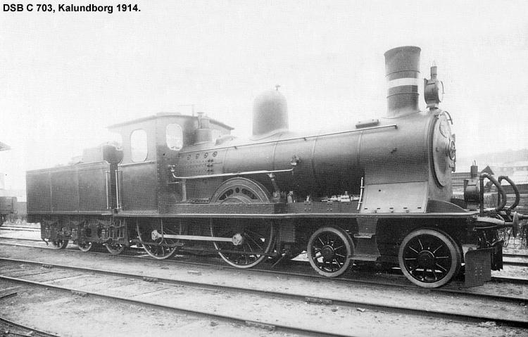 DSB C 703