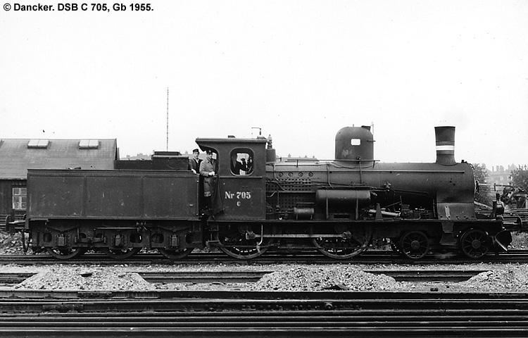 DSB C 705