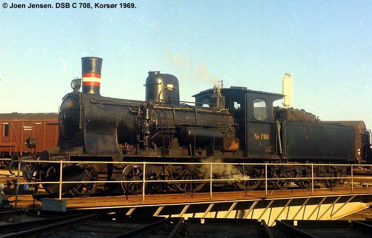 DSB C708