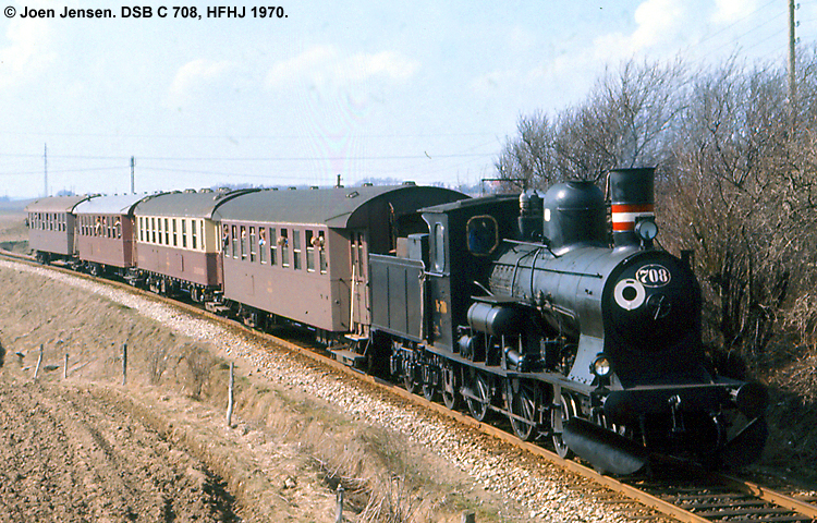 DSB C 708