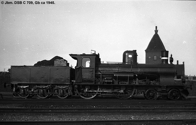 DSB C 709