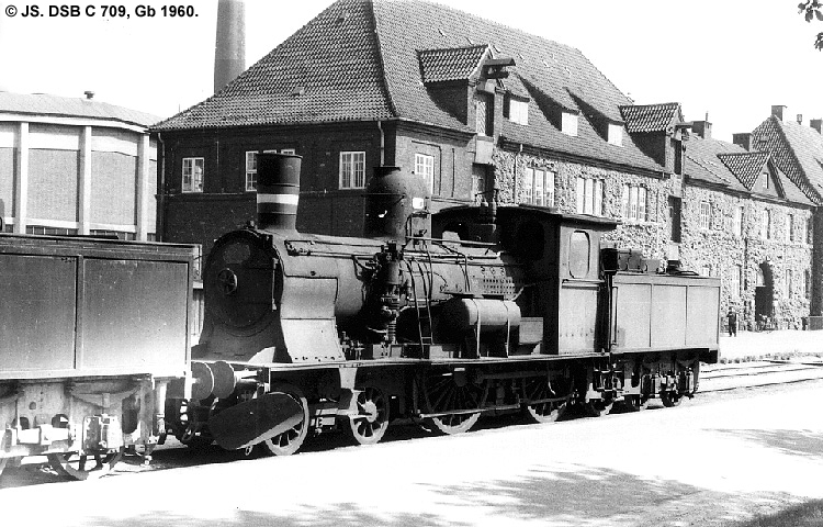 DSB C709