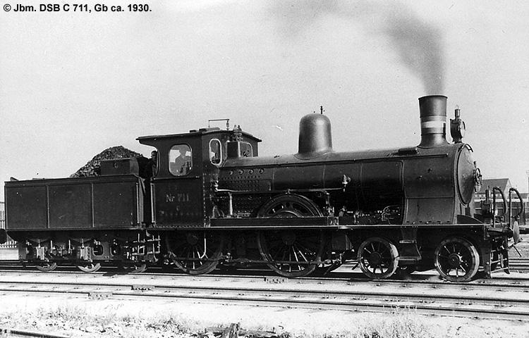 DSB C 711