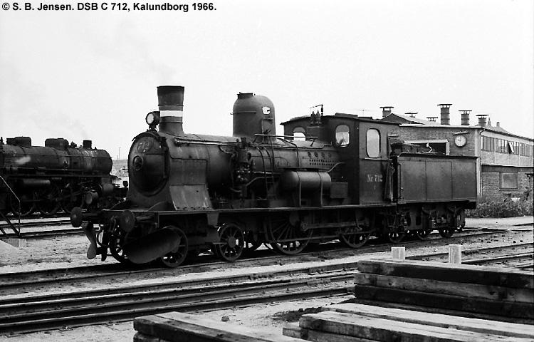 DSB C712 1
