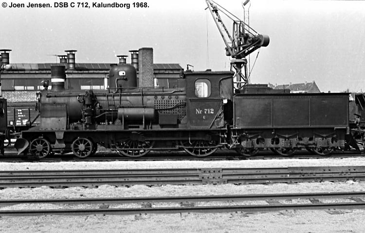 DSB C712