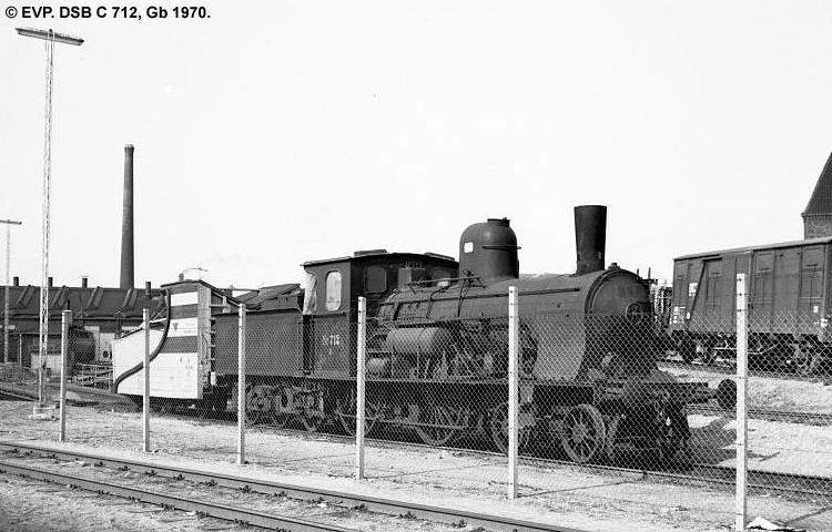 DSB C 712