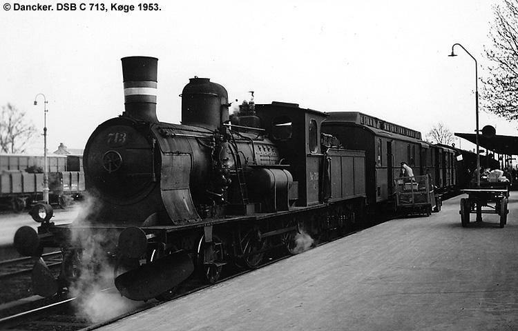 DSB C 713