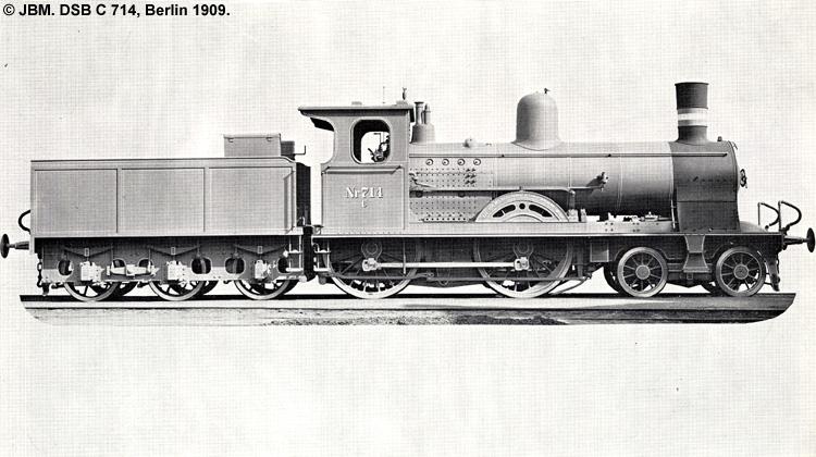 DSB C 714