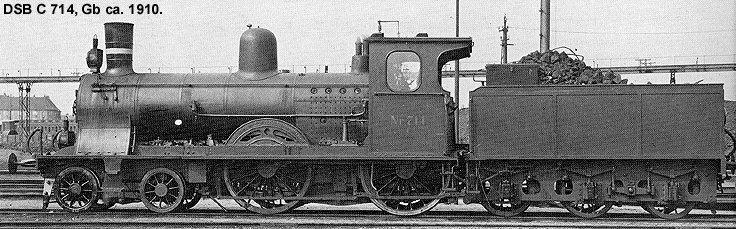 DSB C714