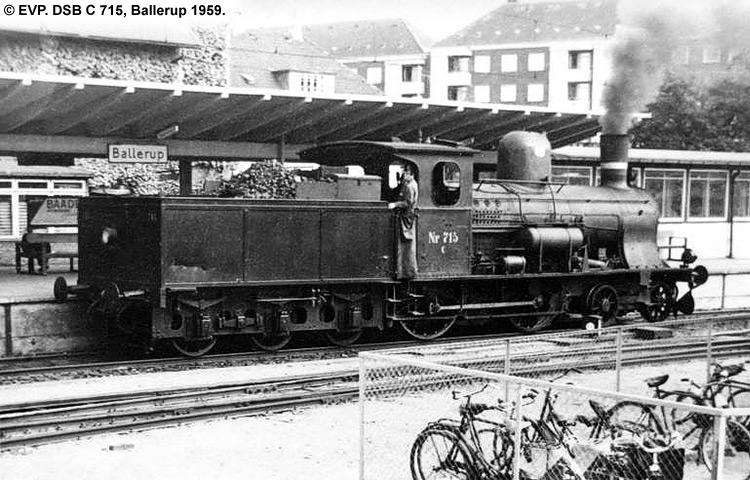DSB C 715