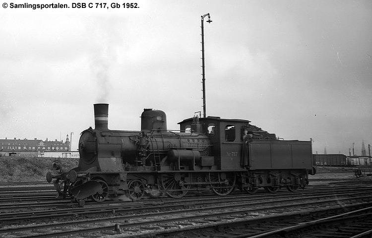 DSB C 717