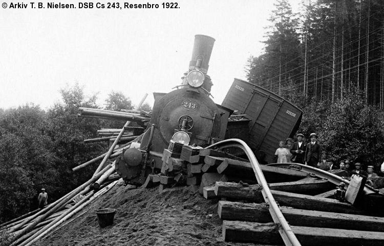 DSB Cs 243