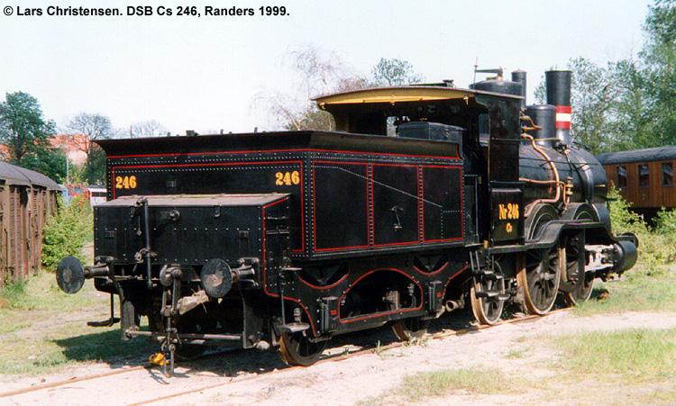 DSB CS 246