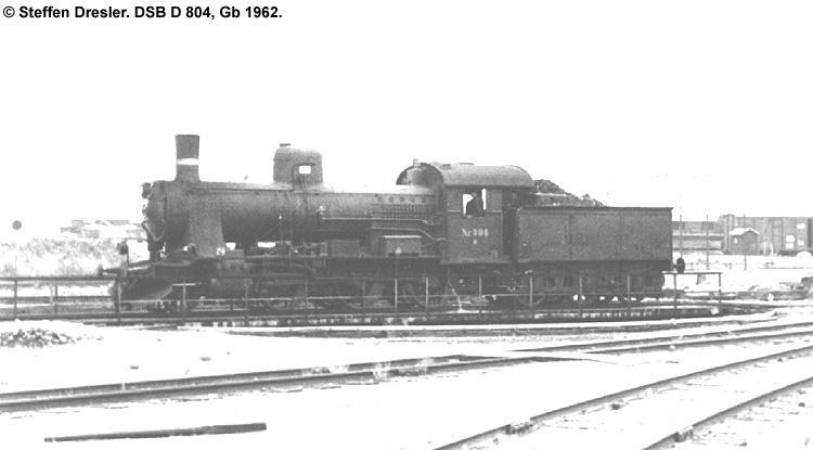 DSB D 804