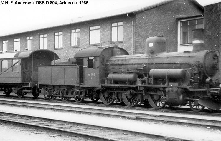 DSB D804