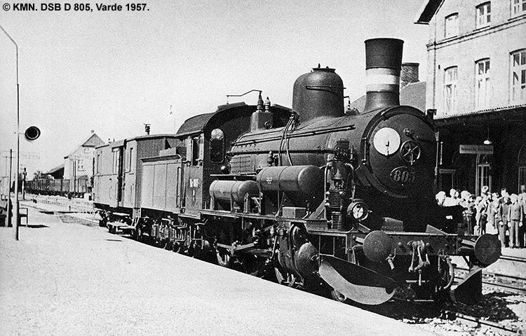 DSB D 805