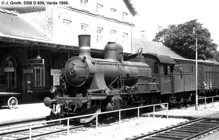 DSB D 809