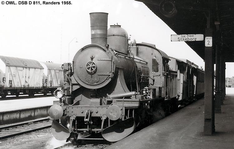 DSB D 811