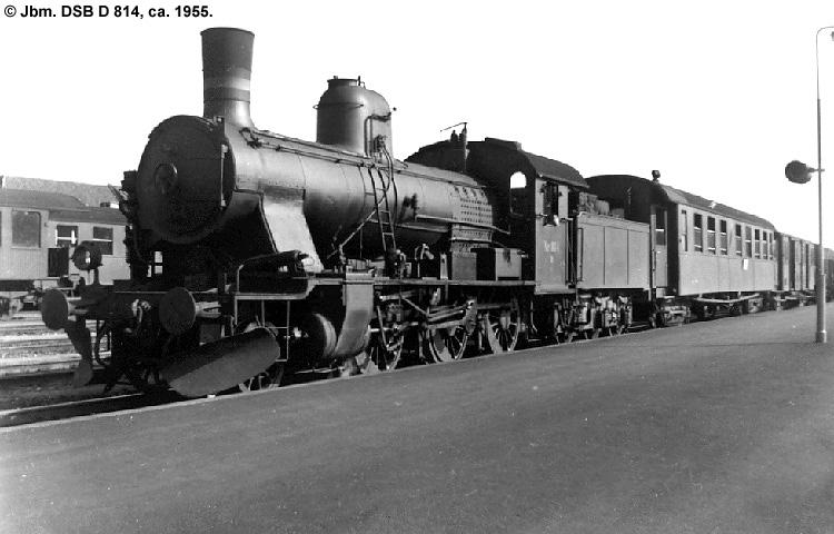 DSB D 814
