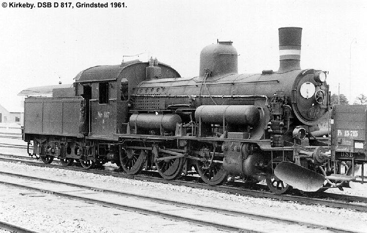 DSB D 817