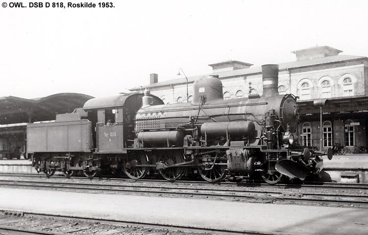 DSB D 818