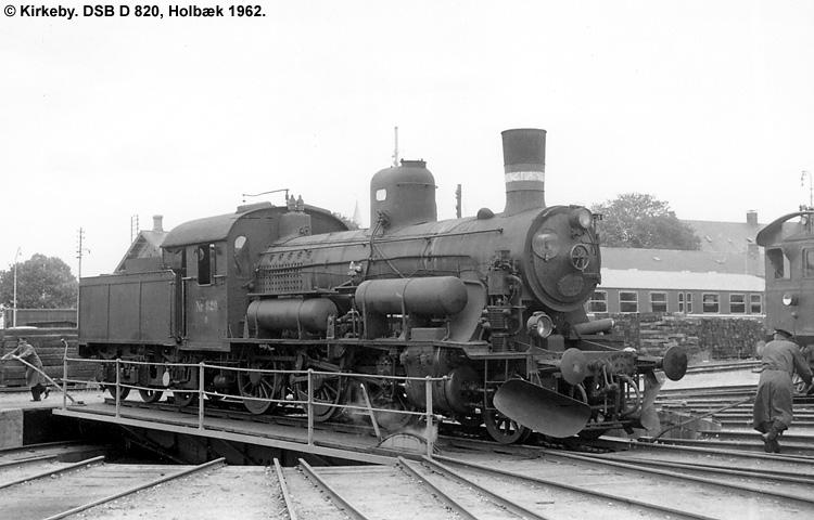 DSB D 820