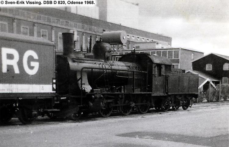 DSB D820