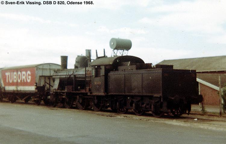 DSB D820 1