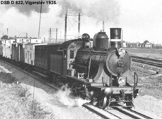 DSB D822