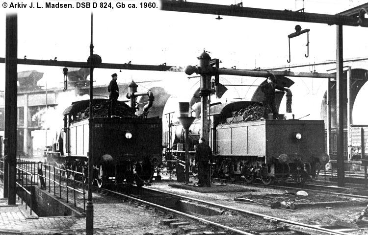DSB D824