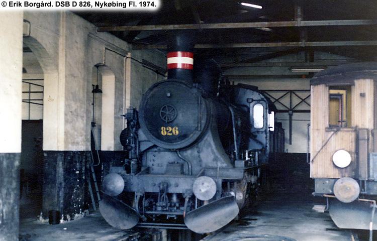 DSB D 826