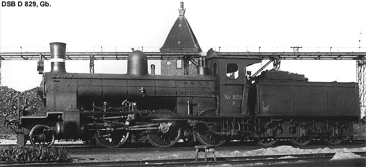 DSB D 829