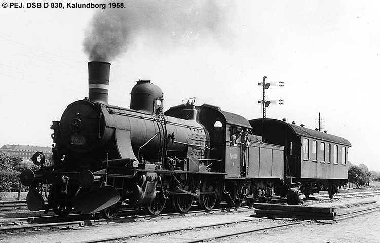 DSB D830