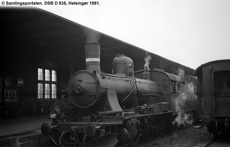 DSB D835