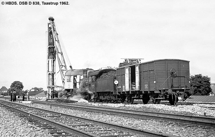 DSB D838