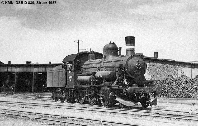 DSB D 839